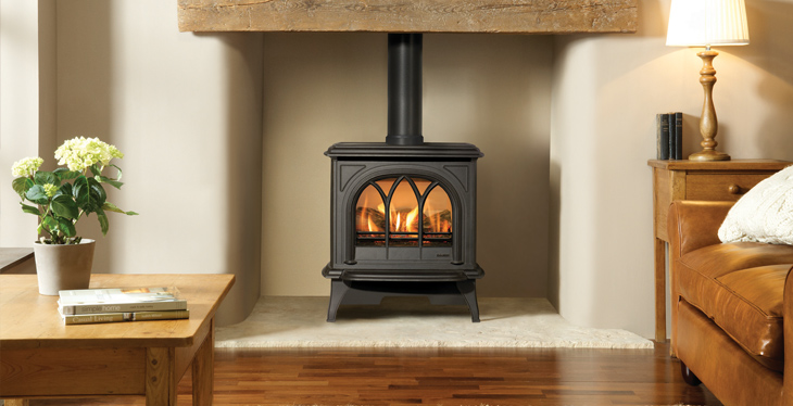 Gazco Huntingdon 30 Natural Gas Stove