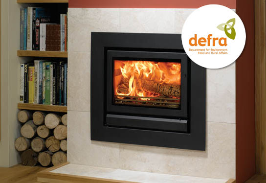 DEFRA approved stoves are very popular