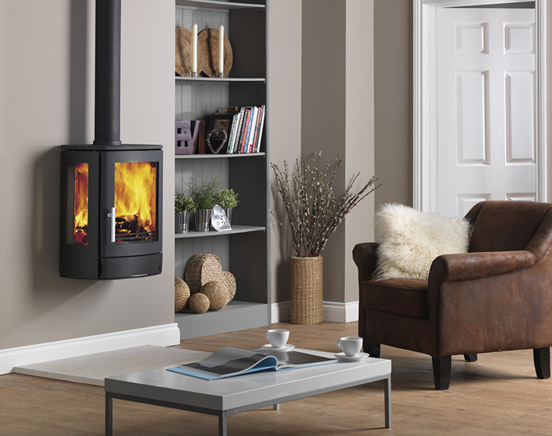 ACR NEO3W multifuel stove