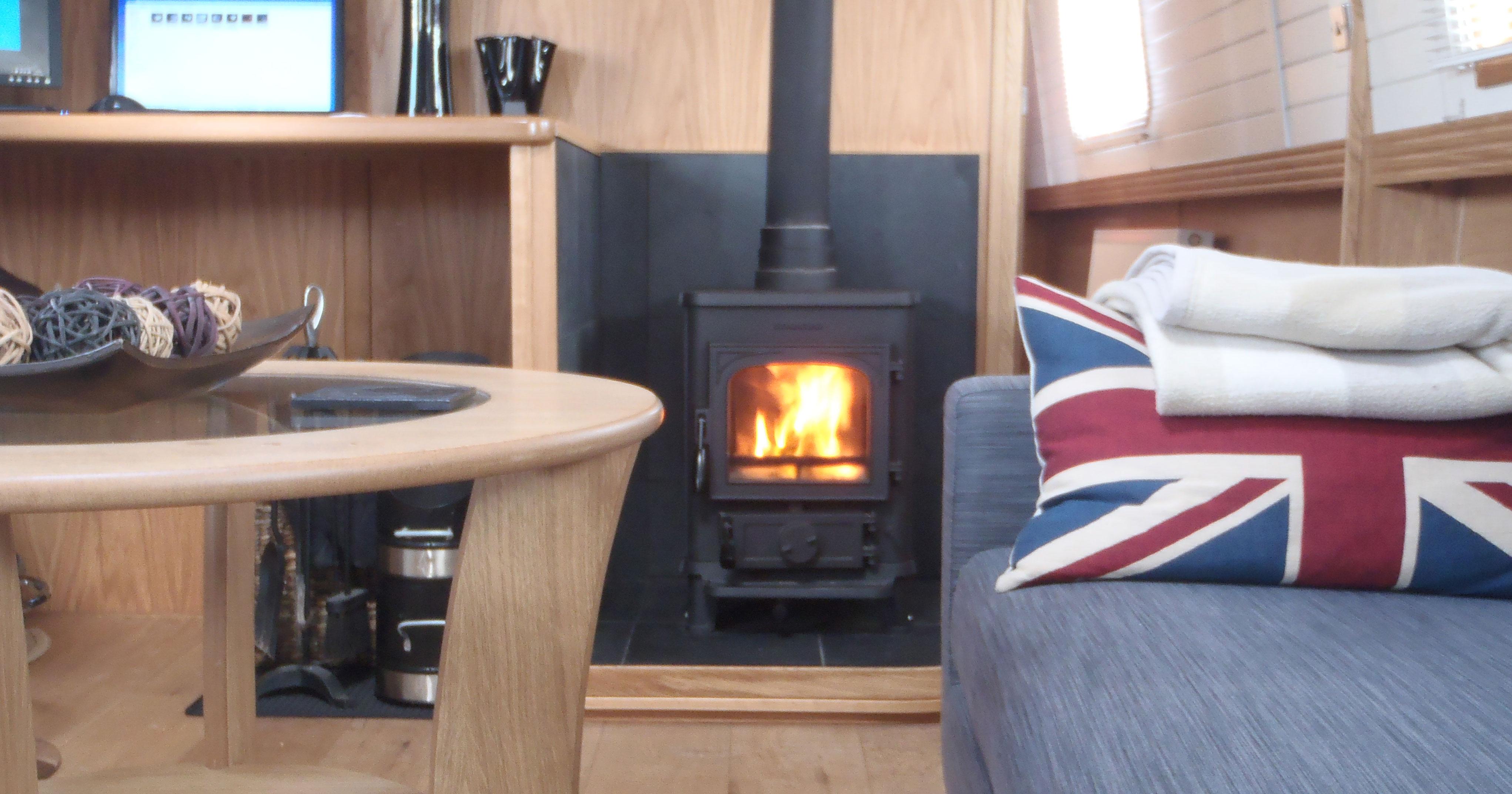 boat, multi fuel stove, wood
